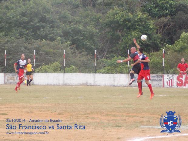 Amador do Estado 2014 - S�o Francisco vs Santa Rita