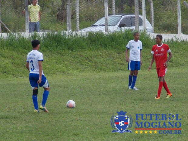 Copa Vidal 2014 - Final Sub-14 - Uni�o vs Cruzeiro