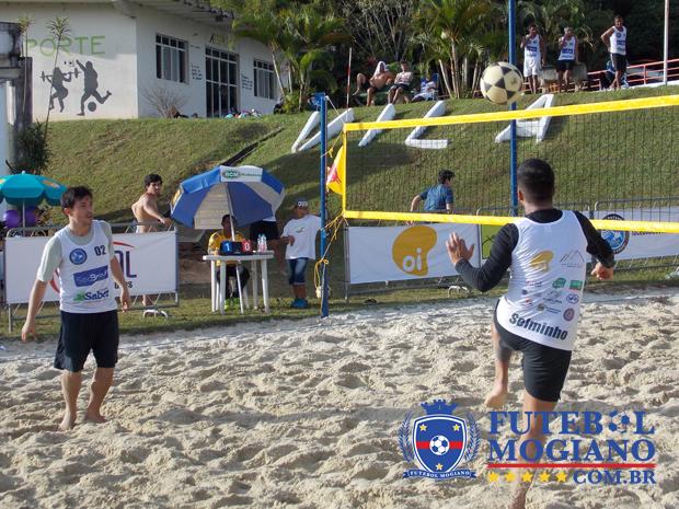 Torneio de Futevolei - 2015 - Fase Final
