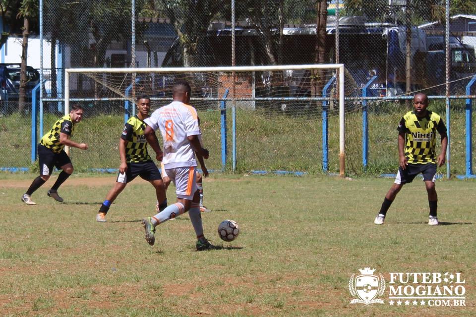 Liga Segunda Divisão 2017 - Família x Viela