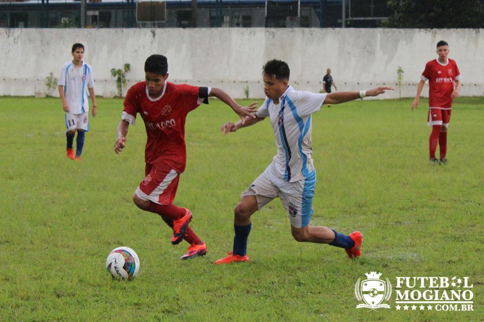 Copa Bandeirante 2016 - Sub 15 - União vs Rainha