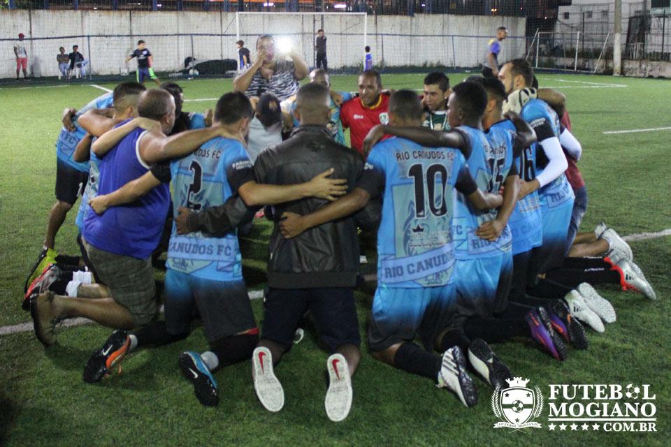 Copa Noturna Arena Comercial - Final - Rio Canudos x Vila Estação