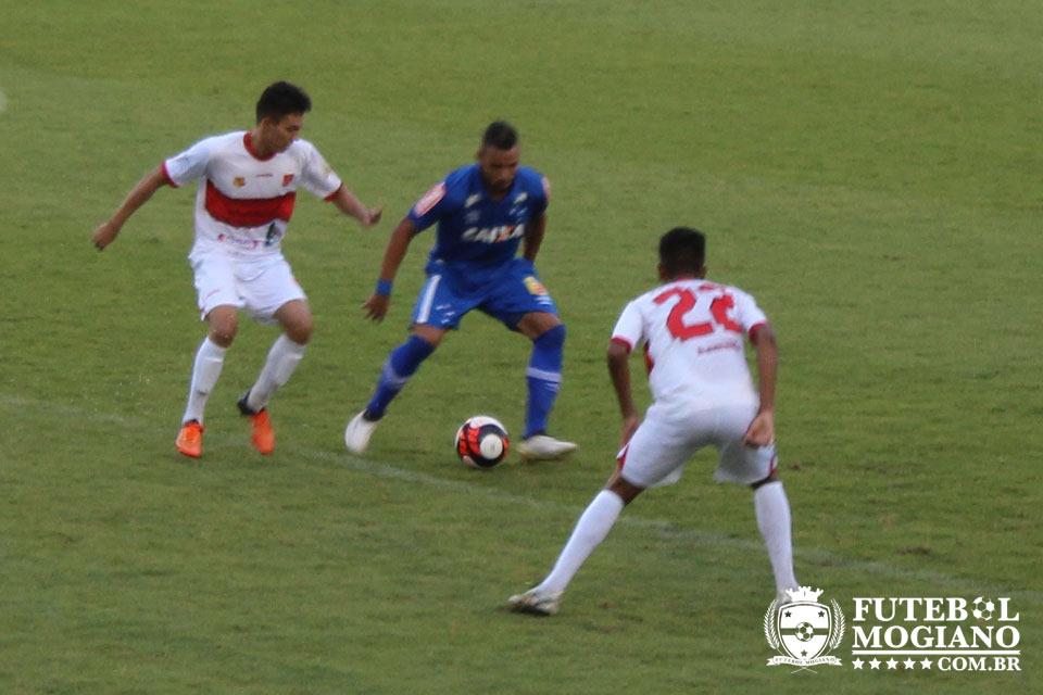 Copa São Paulo 2017 - União x Cruzeiro