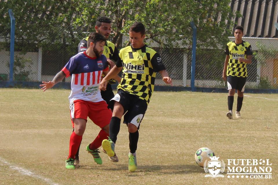 Liga Segunda Divisão 2017 - Favela x Viela