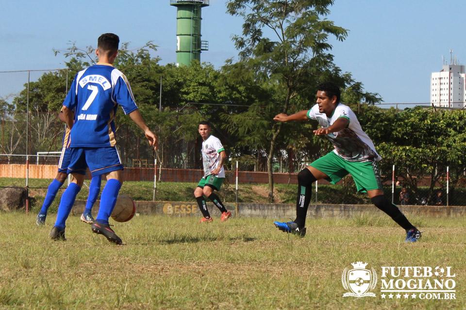 Liga Primeira Divisão 2017 - Vila Estação x Biritiba Mirim