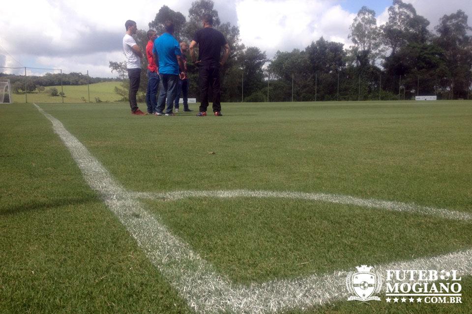 Visita ao Centro de Formação de Atletas do Red Bull Brasil